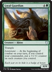 Loyal Guardian - Commander 2018 - Uncommon