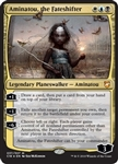 Aminatou, the Fateshifter - Commander 2018 - Mythic Rare