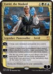 Estrid, the Masked - Commander 2018 - Mythic Rare