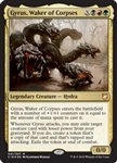 Gyrus, Waker of Corpses - Commander 2018 - Mythic Rare