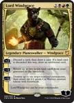 Lord Windgrace - Commander 2018 - Mythic Rare