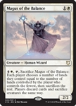 Magus of the Balance - Commander 2018 - Rare