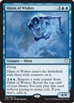 Djinn of Wishes - Commander 2018 - Rare