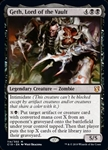 Geth, Lord of the Vault - Commander 2019 - Mythic Rare