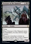 Overseer of the Damned - Commander 2019 - Rare
