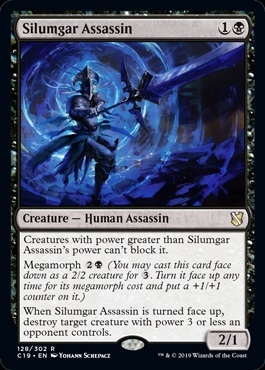 Silumgar Assassin - Commander 2019 - Rare