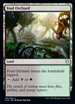 Foul Orchard - Commander 2019 - Uncommon