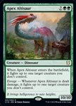 Apex Altisaur - Commander 2019 - Rare