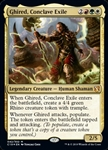 Ghired, Conclave Exile - Commander 2019 - Mythic Rare