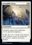 Intangible Virtue - Commander 2019 - Uncommon