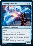 Illusory Ambusher - Ikoria Commander 2020 - Uncommon