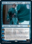 Jace, Architect of Thought - Ikoria Commander 2020 - Mythic Rare
