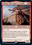 Alesha, Who Smiles at Death - Ikoria Commander 2020 - Rare