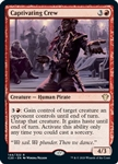 Captivating Crew - Ikoria Commander 2020 - Rare