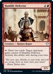 Humble Defector - Ikoria Commander 2020 - Uncommon