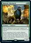 Majestic Myriarch - Ikoria Commander 2020 - Mythic Rare
