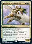 Archon of Valor's Reach - Ikoria Commander 2020 - Rare