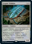 Cryptic Trilobite - Ikoria Commander 2020 - Rare
