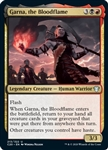 Garna, the Bloodflame - Ikoria Commander 2020 - Uncommon