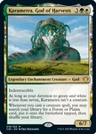 Karametra, God of Harvests - Ikoria Commander 2020 - Mythic Rare
