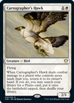 Cartographer's Hawk - Ikoria Commander 2020 - Rare