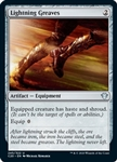Lightning Greaves - Ikoria Commander 2020 - Uncommon