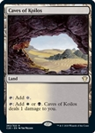 Caves of Koilos - Ikoria Commander 2020 - Rare