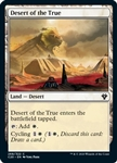 Desert of the True - Ikoria Commander 2020 - Common