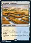 Irrigated Farmland - Ikoria Commander 2020 - Rare
