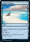 Lonely Sandbar - Ikoria Commander 2020 - Uncommon