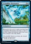 Crystalline Resonance - Ikoria Commander 2020 - Rare
