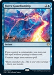 Fierce Guardianship - Ikoria Commander 2020 - Rare