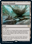 Nesting Grounds - Ikoria Commander 2020 - Rare
