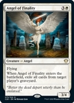 Angel of Finality - Ikoria Commander 2020 - Rare