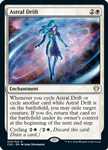 Astral Drift - Ikoria Commander 2020 - Rare