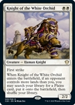 Knight of the White Orchid - Ikoria Commander 2020 - Rare