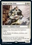 Magus of the Disk - Ikoria Commander 2020 - Rare