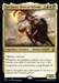 Syr Gwyn, Hero of Ashvale - Collector Pack Exclusive - Throne of Eldraine Collector Boosters - Mythic Rare