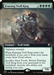 Feasting Troll King - Extended Art - Throne of Eldraine Collector Boosters - Rare