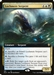 Lochmere Serpent - Extended Art - Throne of Eldraine Collector Boosters - Rare