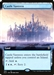 Castle Vantress - Extended Art - Throne of Eldraine Collector Boosters - Rare