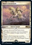 Basri's Lieutenant - Magic 2021 Core Set Collector Boosters - Rare