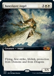 Baneslayer Angel - Magic 2021 Core Set Collector Boosters - Mythinc Rare