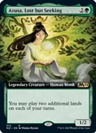 Azusa, Lost but Seeking - Magic 2021 Core Set Collector Boosters - Rare