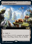 Animal Sanctuary - Magic 2021 Core Set Collector Boosters - Rare