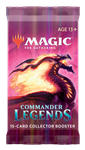 Commander Legends Draft Collector Booster Pack