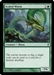 Scaled Wurm - Magic: The Gathering-Conspiracy - Common