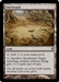 Quicksand - Magic: The Gathering-Conspiracy - Uncommon