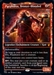 Purphoros, Bronze-Blooded - Showcase - Theros Beyond Death Collector Boosters - Mythic Rare