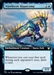 Wavebreak Hippocamp - Extended Art - Theros Beyond Death Collector Boosters - Rare